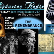 We The Anunnaki ~ 12/11/15 ~ The Remembrance