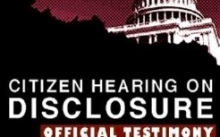 citizen-hearing on disclosure citizen_hearing_VOD