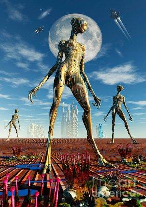 extraterrestials alien-reptoid-beings-wearing-organic-mark-stevenson