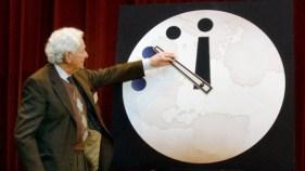 Doomsday Clock 1 image