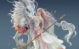 girl_dragon_horse_magic_staff_4767_1280x800