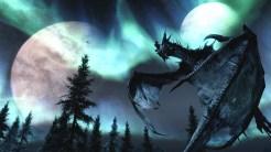 nature dragons screenshots fantasy art moons the elder scrolls v skyrim 1920x1080 wallpaper_www.wallpaperhi.com_2