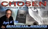 Byron-Lacy-Choosen-Chronicles-of-an-Alien-Abductee-Restricted-Airspace-Tina-Marie-Caouette-KCOR-Digital-Radio-Network-Flyer