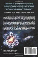 Jason Quitt & Bob Mitchell Forbidden Knowledge Back Cover 510TcERlkxL