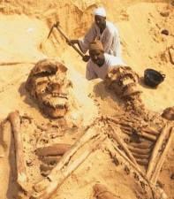 Giants giant-skeletons-egypt