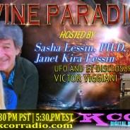 Victor Viggiani ~ 06/14/16 ~ Divine Paradigm ~ KCOR Radio ~ Hosts Janet Kira & Dr. Sasha Lessin