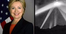 hilary UFOs aliens disclosure -820x418