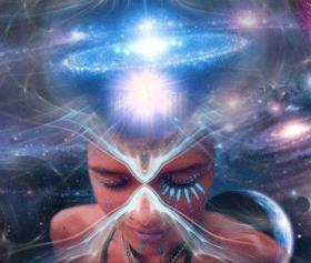Spiritual cosmic-tribe