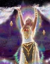 Spiritual earthly-be-ing...perhaps..