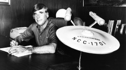 USS_Enterprise_three_foot_model_in_Gene_Roddenberrys_office