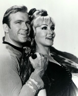 William_Shatner_Julie_Newmar_Star_Trek_1967
