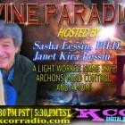 Skye ~ 11/22/16 ~ Divine Paradigm ~ KCOR ~Hosts Janet Kira & Dr. Sasha Lessin