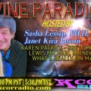 Lewis Michael Rhinehart ~ 10/18/16 ~ Divine Paradigm ~ KCOR ~ Sasha, Karen, Bret