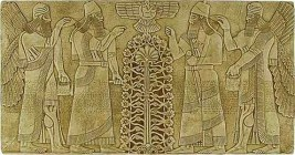 Anunnaki Tree of Life -- manipulating DNA