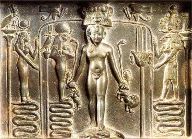 Isis-Metternich-stele
