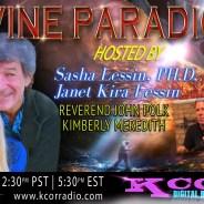 Kimberly Meredith ~ 05/09/17 ~ Divine Paradigm ~ KCOR ~ Guest Host Rev. John Polk