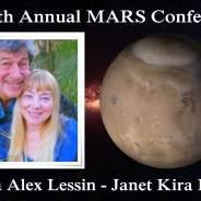 Janet Kira Lessin & Dr. Sasha Alex Lessin Presentation Mars Conference 2017 Mobile, Alabama