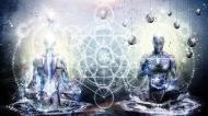 Quantum Hologram DIEVS-UN-ZINATNE-4