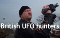 Russ Kellett UFO Hunter british-ufo-hunters