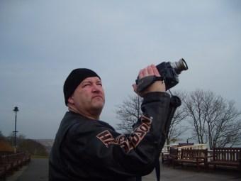 Russ Kellett UFO Hunter russ1