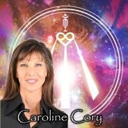 Caroline Cory ~ 09/05/17 ~ Divine Paradigm ~ KCOR ~ Hosts Janet Kira Lessin & Dr. Sasha Alex Lessin