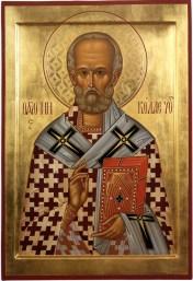 St Nicholas Николай-Чудотворец