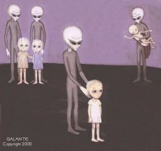 Alien Hybrid Children b4420f74d29e455b1b3e01f24e6010be--alien-abduction-space-aliens