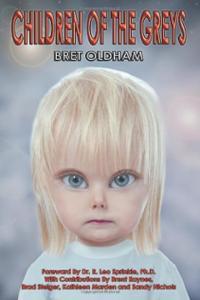 Alien Hybrid Children children-greys-bret-oldham-paperback-cover-art