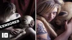 Alien Love Bite Sex With Aliens Censored