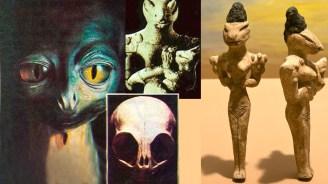 Reptilian Aliens 5