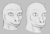 Tall White Reptilian Aliens Rep-av1