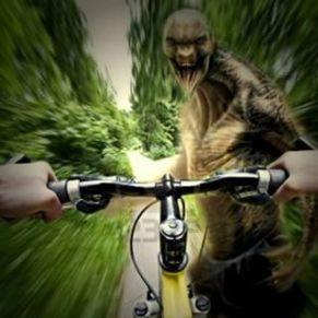 Tall White Reptilian Aliens Reptilian-Humanoid-Startles-Bikers-in-the-Sonoran-Desert