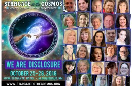 Stargate to the Cosmos Expo – Streaming Link