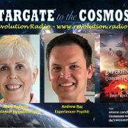 Mary Rodwell & Andrew Raz ~ 08/07/18 ~ Stargate to the Cosmos ~ Hosts Janet Kira & Dr. Sasha Alex Lessin