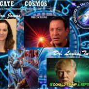 Kendra Jonas (1st Hour) & Dr. Louis Turi (2nd Hour) ~ 11/13/18 ~ Stargate to the Cosmos ~ Hosts Janet Kira Lessin & Dr. Sasha Alex Lessin