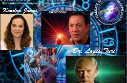 Kendra Jonas (1st Hour) & Dr. Louis Turi (2nd Hour) ~ 11/13/18 ~ Stargate to the Cosmos ~ Hosts Janet Kira Lessin & Dr. Sasha Alex Lessin