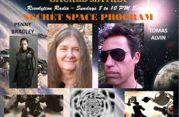 Tomas Alvin & Penny Bradley ~ 12/02/18 ~ SSP ~ Sacred Matrix ~ Hosts Janet Kira Lessin & Dr. Sasha Alex Lessin