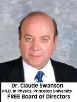 Rey Hernandez Photo, Name, Dr. Claude Swanson
