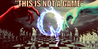 QAnon 1 This is not a game-qgame