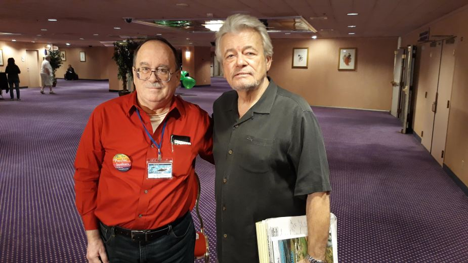 Bruce Cornet & George Knapp ~ 2020 UFO Con ~ Laughlin, Nevada