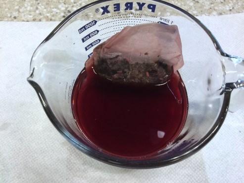 Herbal Hair Tonic Tea Rinse