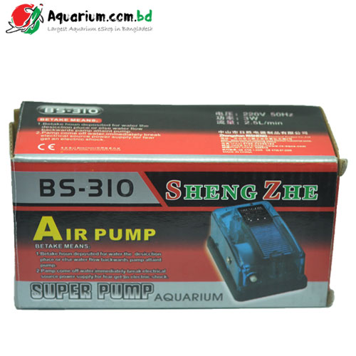 Air pump by Sheng Zhe