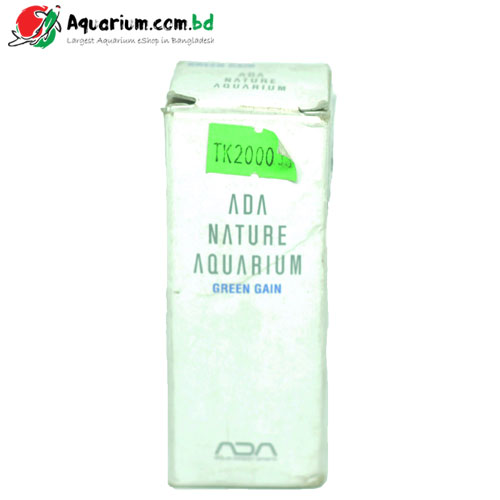 Green Gain- ADA nature aquarium