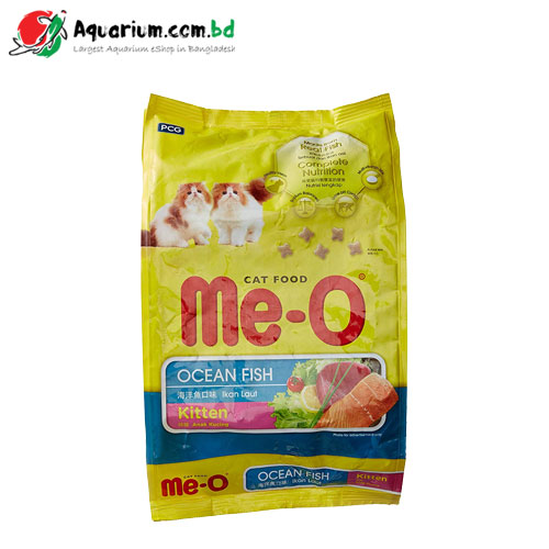 Meo Kitten Food- Ocean Fish(1.1kg)