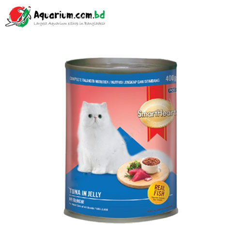 SmartHeart Tuna in Jelly-canned(400g)
