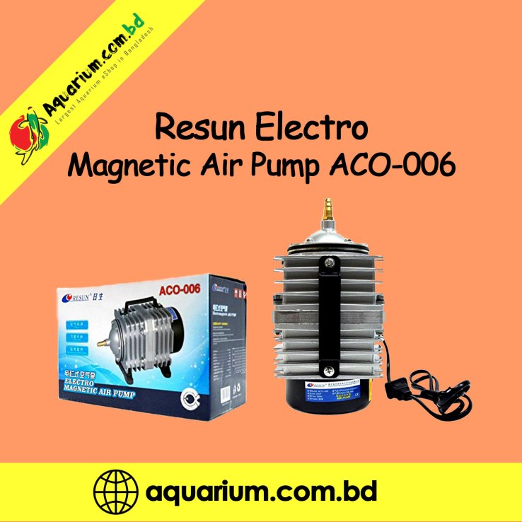 Resun- Electromagnetic Air Pump(ACO-006)