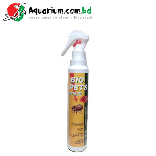 Bio Pets- Insect Spray for Dogs & Cats(200ml)