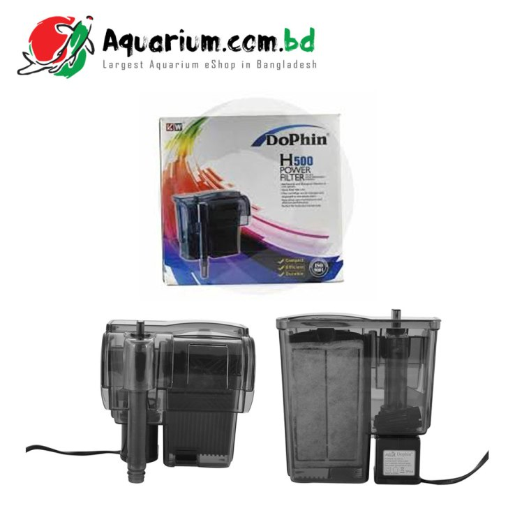 Dophin H500 Hang On Filter