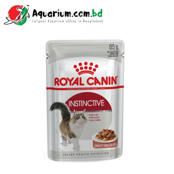 Royal Canin Instinctive- Pouch 85g