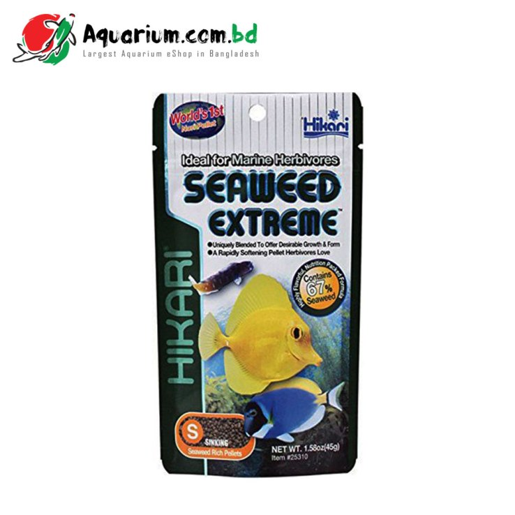 Hikari-Seaweed-Extreme--Ideal-for-Marine-Herbivores(45g)